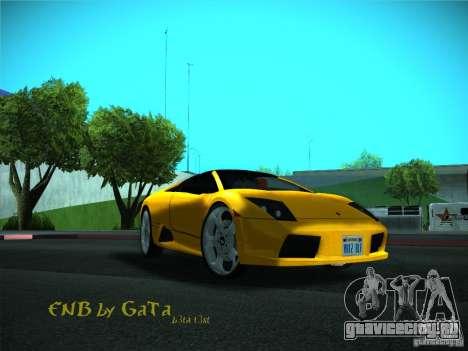 ENBSeries by GaTa для GTA San Andreas