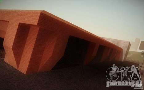 New SF Army Base v1.0 для GTA San Andreas третий скриншот