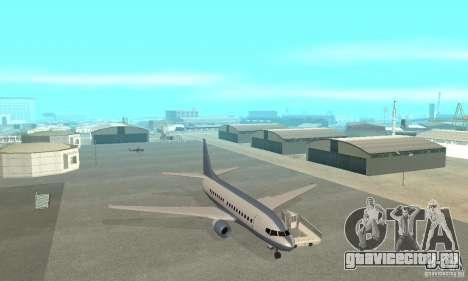Airport Vehicle для GTA San Andreas одинадцатый скриншот