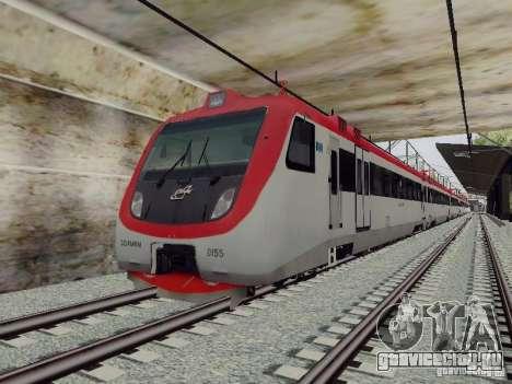 ЭД4МКМ 0155 для GTA San Andreas