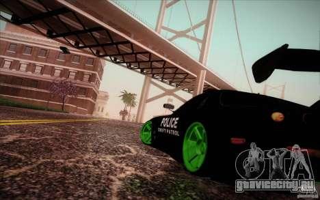 New roads San Fierro для GTA San Andreas третий скриншот
