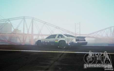 San Andreas Graphics Enhancement для GTA San Andreas второй скриншот