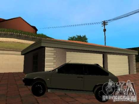 ВАЗ 2108 Gangsta Edition для GTA San Andreas