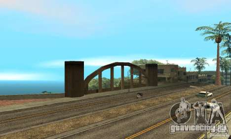 Grove Street 2013 v1 для GTA San Andreas девятый скриншот