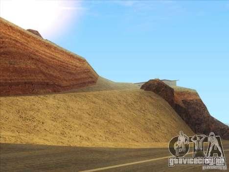 HQ Country Desert v1.3 для GTA San Andreas второй скриншот