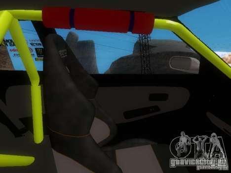 Nissan Silvia S13 Drift Style для GTA San Andreas вид снизу