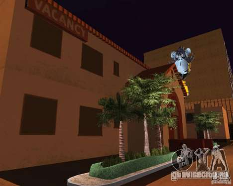 Real New Vegas v1 для GTA San Andreas десятый скриншот