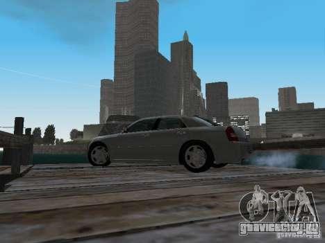 Chrysler 300C HEMI 5.7 2009 для GTA San Andreas вид изнутри