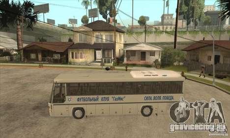 МАЗ-152А для GTA San Andreas вид сбоку