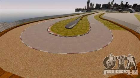 Tsukuba Circuit v3.0 для GTA 4 шестой скриншот