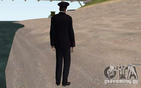 Сотрудник МВД для GTA San Andreas пятый скриншот