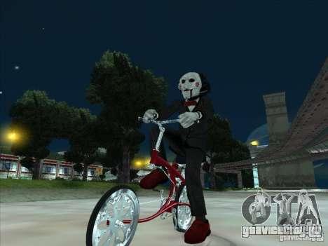 Saw для GTA San Andreas четвёртый скриншот