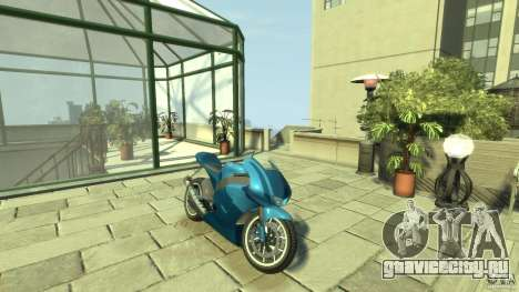 Yamaha YZR M1 Street Version для GTA 4