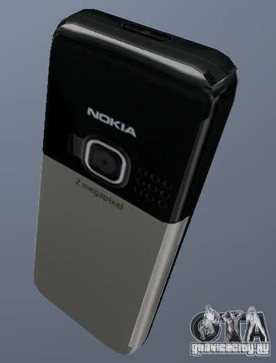 Nokia 6300 Mobile для GTA San Andreas второй скриншот
