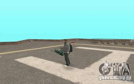 Анимации из GTA IV для GTA San Andreas четвёртый скриншот