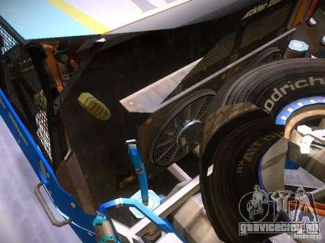 Ickler Jimco Buggy для GTA San Andreas вид изнутри