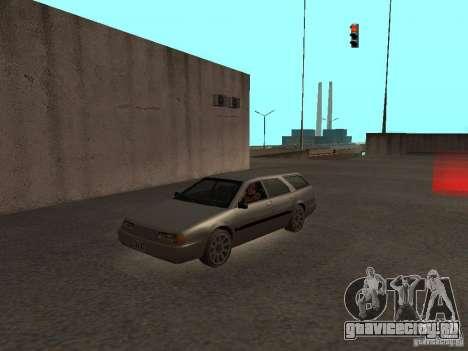 Neon mod для GTA San Andreas четвёртый скриншот
