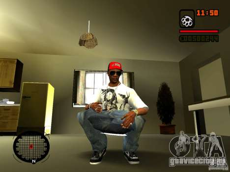 GTA IV Animation in San Andreas для GTA San Andreas шестой скриншот