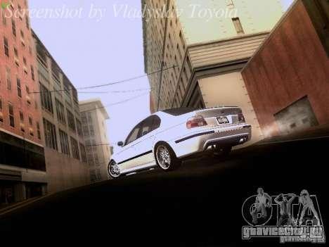 BMW E39 M5 2004 для GTA San Andreas
