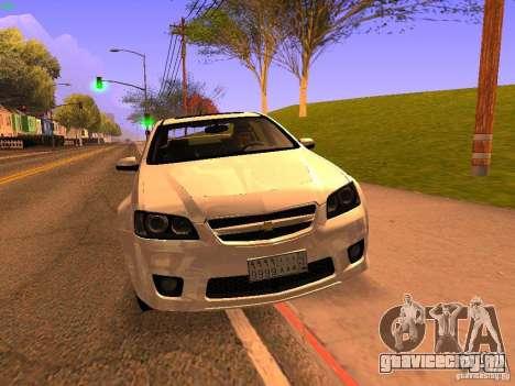 Chevrolet Lumina для GTA San Andreas вид изнутри