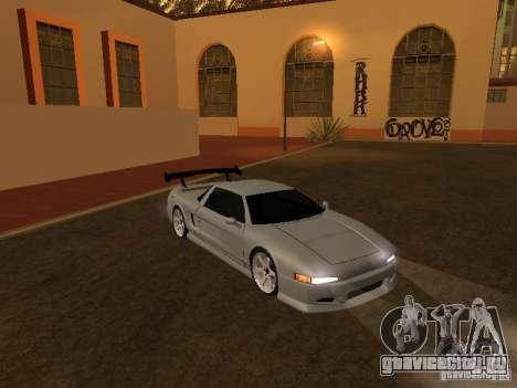 Новый Infernus HD для GTA San Andreas