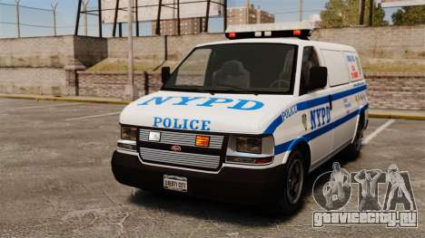 Полицейский Speedo для GTA 4