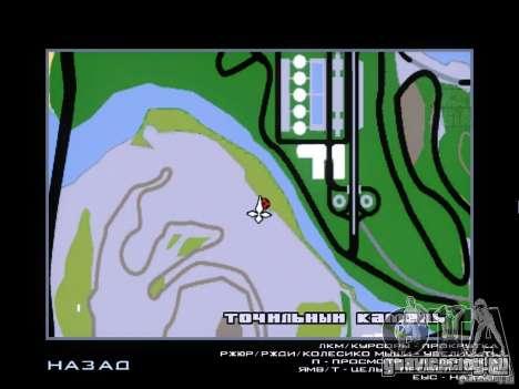 Piggsy on Mount Chilliad для GTA San Andreas пятый скриншот
