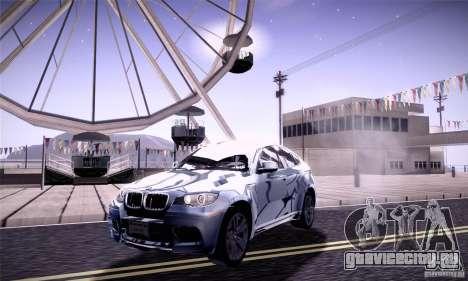 ENB By SilveR v1.0 для GTA San Andreas шестой скриншот