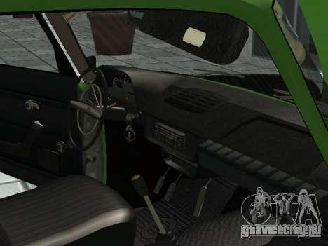 ИЖ 21251 Комби для GTA San Andreas вид сзади