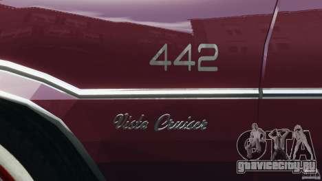 Oldsmobile Vista Cruiser 1972 v1.0 для GTA 4