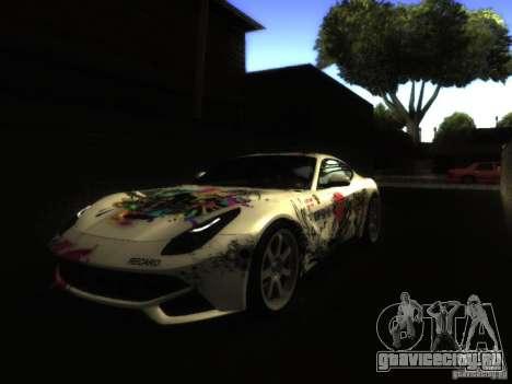ENB Series Project BRP для GTA San Andreas третий скриншот