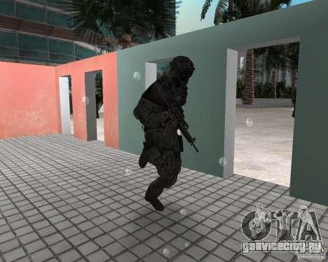 Фрост из CoD MW3 для GTA Vice City второй скриншот