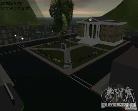 Назад в Будущее Hill Valley для GTA Vice City второй скриншот