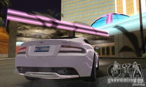 ENBSeries by dyu6 для GTA San Andreas четвёртый скриншот