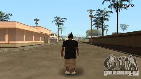 Skin Pack Ballas для GTA San Andreas восьмой скриншот