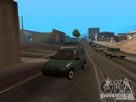 Opel Combo 2005 для GTA San Andreas