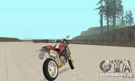 Ducati Monster S4R для GTA San Andreas вид слева
