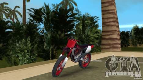 Yamaha v.2 для GTA Vice City
