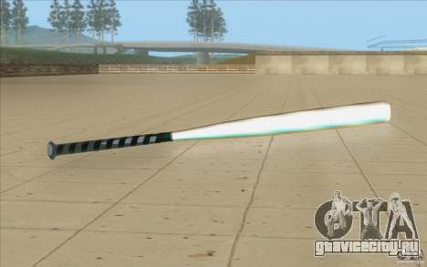 Low Chrome Weapon Pack для GTA San Andreas двенадцатый скриншот