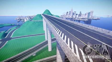 Drift Paradise V2 для GTA 4 четвёртый скриншот