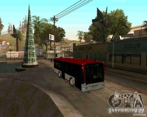 Mercedes-Benz Citaro K E5 для GTA San Andreas вид слева