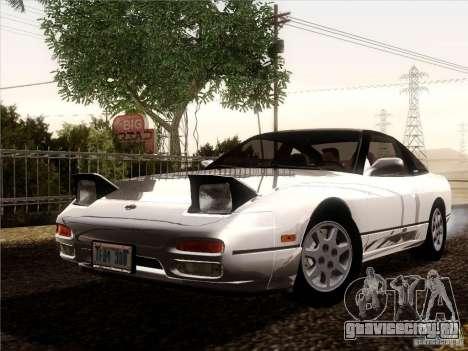 Nissan 240SX S13 - Stock для GTA San Andreas вид справа