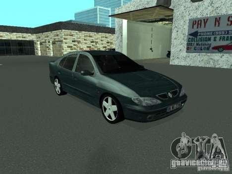 Renault Megane I для GTA San Andreas