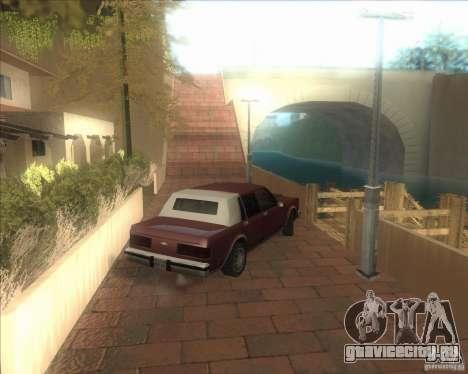 Мои настройки ENBSeries HD для GTA San Andreas четвёртый скриншот
