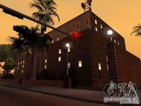 Новые текстуры госпиталя в Лос Сантосе для GTA San Andreas второй скриншот
