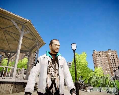 Young Niko для GTA 4 второй скриншот