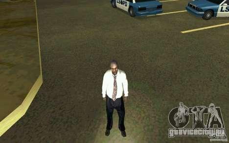 Гражданский HD для GTA San Andreas третий скриншот