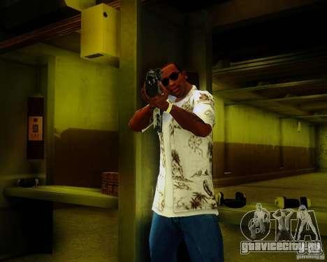 Tavor Tar-21 Digital для GTA San Andreas второй скриншот