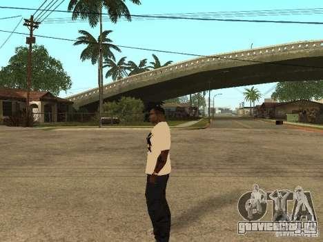 Майка Red Bull для GTA San Andreas пятый скриншот