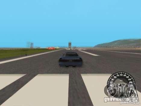 Спидометр Audi для GTA San Andreas